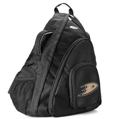 nhl-anaheim-ducks-travel-sling-backpack-19-inch-black-by-denco