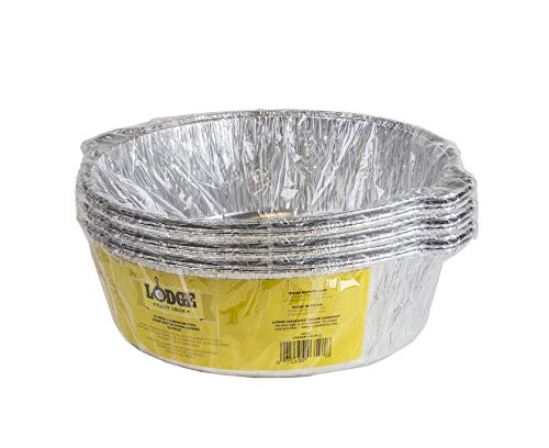 Lodge Dutch Oven Liner 12-Pack silber