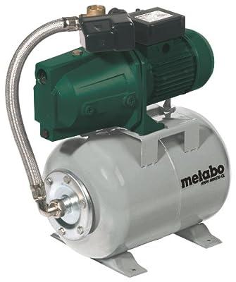 Metabo 0250400150 Hauswasserwerke HWW 4000/20 GL von Metabo