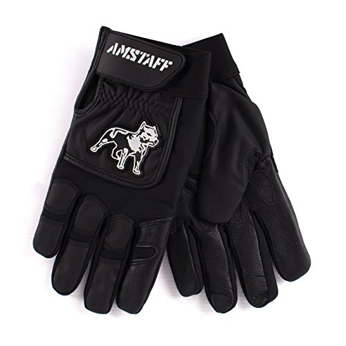 Handschuhe Amstaff MIGU Größe: S/M Farbe: black