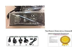 Adaptateur original LACIE ACU034A-0512 / Alimentation 12V/5V / connecteur à 4 pôles