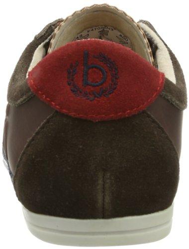Bugatti F47096N3 Herren Sneakers Braun (braun 600)