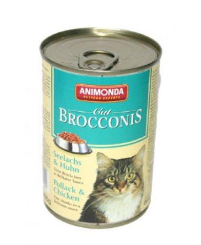 Animonda Animonda Cat Dose Brocconis Seelachs & Huhn 400g
