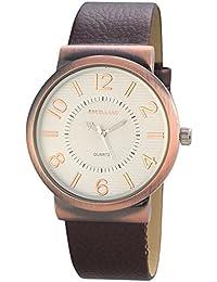 Excellanc Herren-Armbanduhr XL Analog Quarz verschiedene Materialien 295032500170