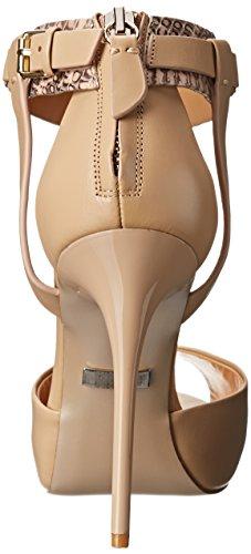 Badgley Mischka Gipsy Leder Sandale Nudlea