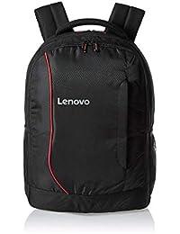 INDIAN STYLISH | 14 inch - 15.6 inch - 18-inch Laptop Bag ISLB2 | Notebook Backpack for Kids, Boys, Girls, Men and women | School Bag | for Lenovo laptops, Hp Laptops, for acer Laptops, for Dell Laptops|Black Polyester Bag
