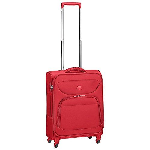 Delsey Equipaje de cabina, rojo (Rojo) - 0000357380304