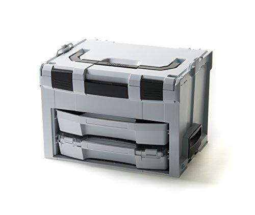 Preisvergleich Produktbild Bosch Sortimo LS-Boxx 306 mit i-Boxx 72 C3 und LS-Schublade 72 + 1 L-Boxx mini incl 1 kg Haribo