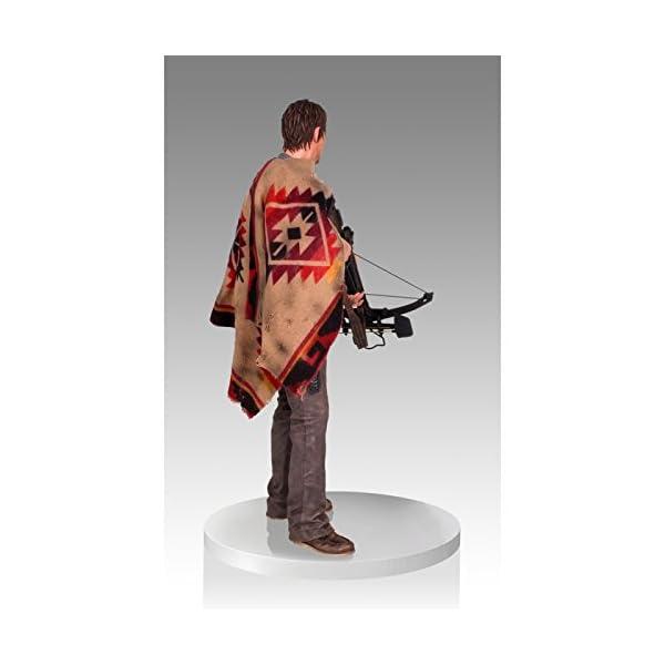Walking Dead Figura Estatua Daryl Dixon 45 CMS 5