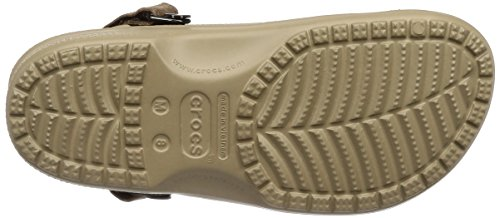 crocs Yukon Vista Verstopfen Herren Sandalen Espresso/Espresso