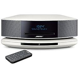 Bose Wave Music SystemSoundTouch IV - Blanc Arctique
