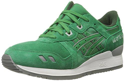 Asics Mens Gel-Lyte III Retro Sneaker Green/Green