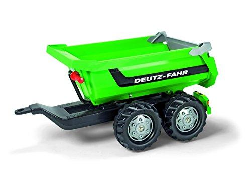 *Rolly Toys Halfpipe Deutz-Fahr 122240*