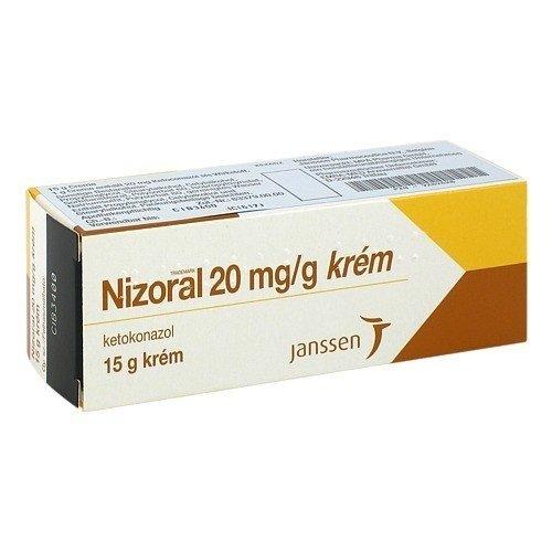 NIZORAL Creme 15 g Creme