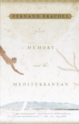 Memory and the Mediterranean (English Edition) por Fernand Braudel