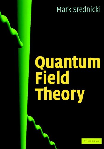 Quantum field theory ebook mark srednicki amazon kindle store quantum field theory by srednicki mark fandeluxe Choice Image
