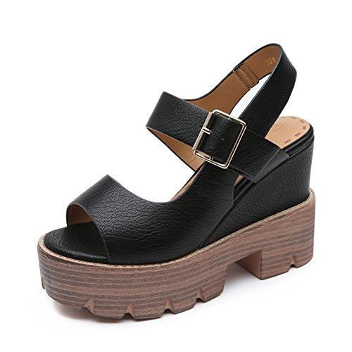 Europa e stati uniti pendenza con i sandali/Tacchi ultra sottili scarpe romane A