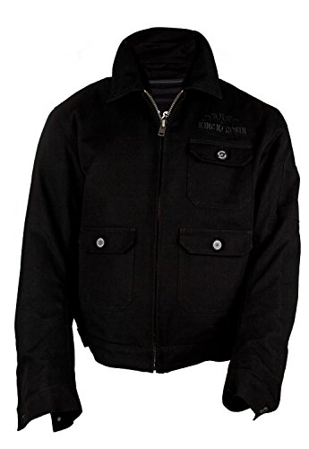 King Kerosin - Blouson - Homme Black