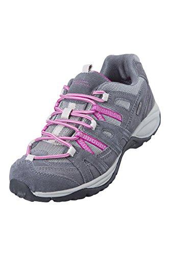 Mountain Warehouse Chaussures imperméables femme Direction Gris foncé