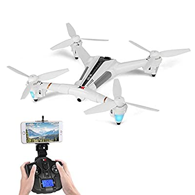 Koeoep XK300 WiFi FPV RC Vision Location Quadcopter Drone with HD Camera 4 Channel 2.4GHz 6-Axis Gyro Headless Helicopter by Koeoep