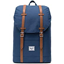 19bd9a0e77b Herschel Classic Retreat M 13   Backpack dark blue