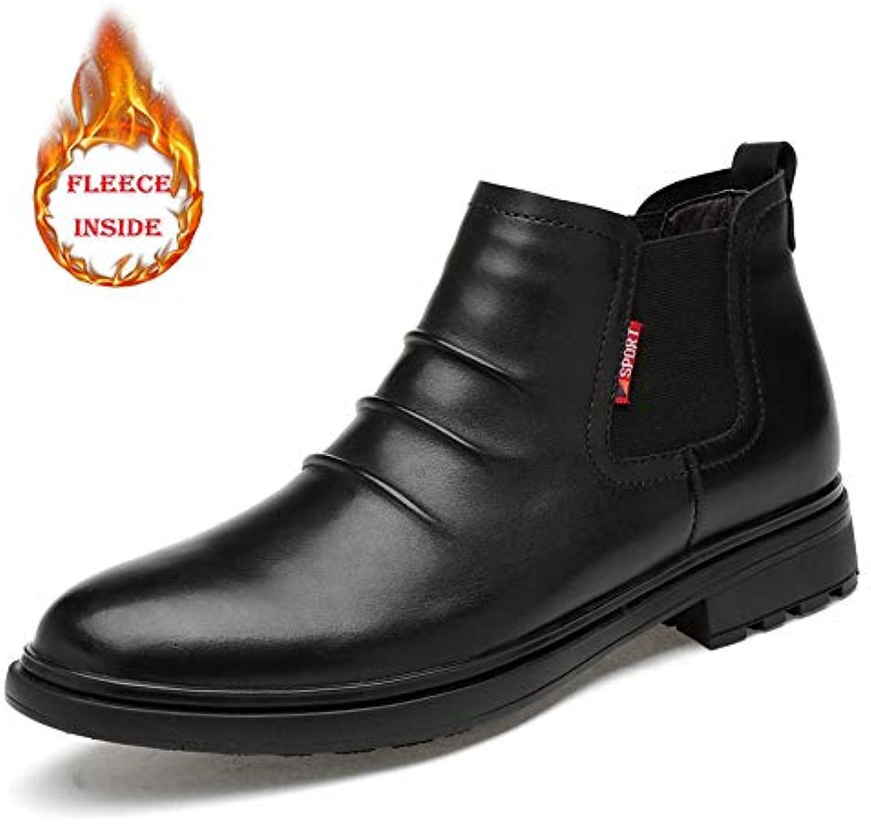 2018 nouvelles bottes bottes bottes à venir, Bottes Chelsea à la mode pour hommes, décontractées et confortables avec des bottines... fb1857