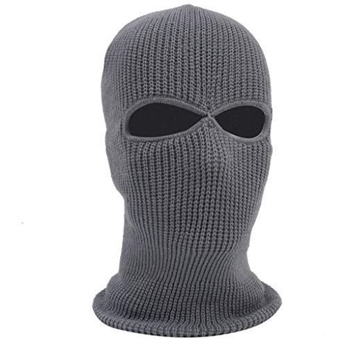 Deelin casco transatlantico cranio berretto beanie con orecchio copertine - ultimate termico cappello per unisex