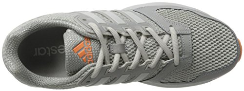 adidas Damen Questar Laufschuhe Grau (Mid Grey/lgh Solid Grey/easy Orange)