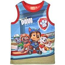 Paw Patrol La Patrulla Canina Camiseta Niño
