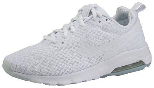 Nike Damen Air Max Motion Lw Gymnastikschuhe Blau (armeria Blu / Puro Platino Puro)