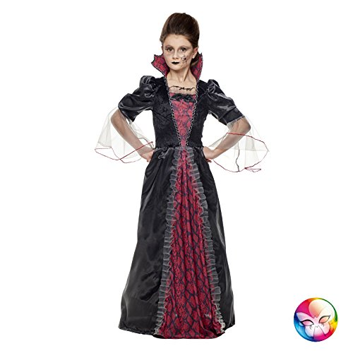 e aq00338/L–Kostüm VAMPIRELLA–9/1–2Jahre 150cm (Vampirella Halloween Kostüm)