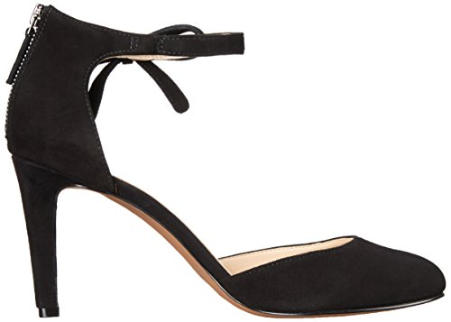 Pump Nine Suede Dress Ouest Howley Black