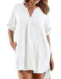 Luckycat Vestido para Mujer, Vestidos Mujer Casual Verano 2019 Boho Vestidos Cortos Mujer Verano Vestido