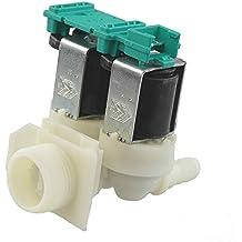 Electroválvula Doble para lavadoras Bosch, Siemens, Balay, Lynx, Hitachi y Pitsos