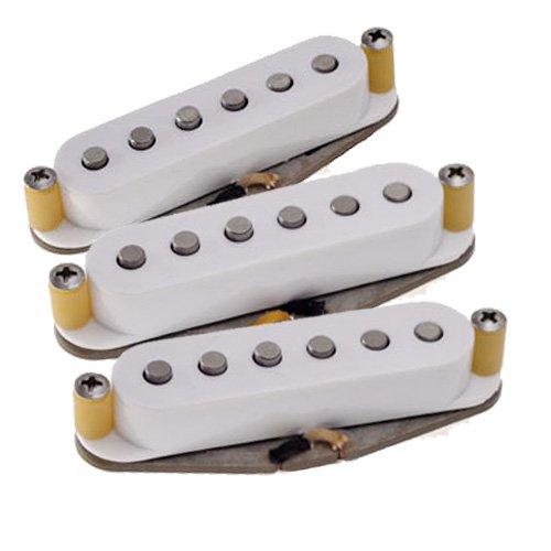 Tonerider TRS3 Classic Blues - Set di pick-up per Stratocaster, colore bianco