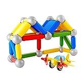 DYMAS Magnetische Bausteine Puzzle magnetico fai da te montaggio auto aereo modelli
