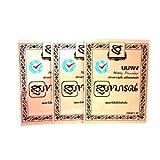 3x Supaporn Herbs Milky Milk Powder Nano Q10 Whitening & Anti-aging Facial Product of Thailand