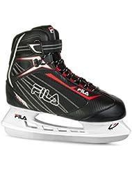 Fila patins à glace viper cF Multicolore Noir/Rouge