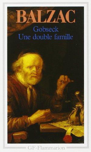 Gobseck, une double famille