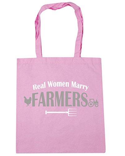 hippowarehouse-real-women-marry-farmers-tote-shopping-gym-beach-bag-42cm-x38cm-10-litres