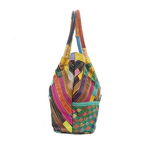Eysee, Poschette giorno donna Multicolore Multicolore 46cm*30cm*15cm Multicolore