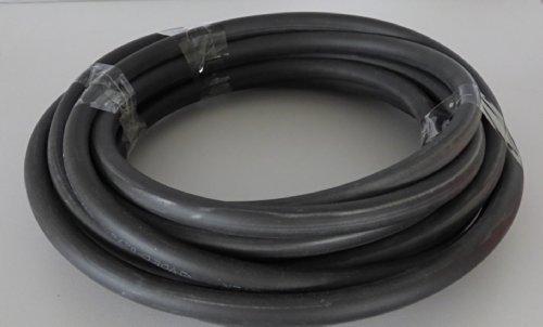 erdkabel pro meter 5m Erdkabel 5x1,5qmm schwarz