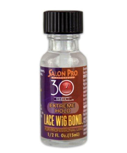 Salon Pro Colle pour extensions capillaires/tissage/perruque 15 ml