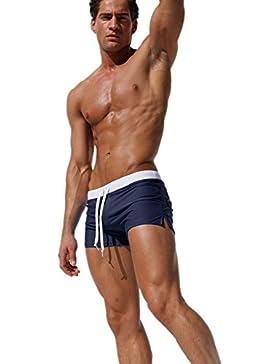 Shorts para Hombre Trajes de Baño Tablas de Surf Beach Wear Watershort