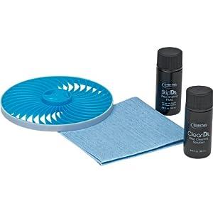 Skip Doctor Blu-Ray Zubehör Paket (inkl. Flexiwheel, Gleitmittel, Tuch, Filz, Reinigungslösung)