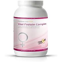 Vital Protein Complex - 750g - Vanille - Für die Frau - Gesund abnehmen