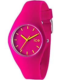 Ice-Watch Damen-Armbanduhr Ice-Slim pink Analog Quarz ICE.CH.U.S.12