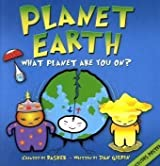 Basher Science: Planet Earth: What planet are you on? by Daniel Gilpin (Illustrated, Unabridged) Paperback