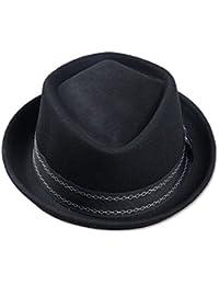 Caída de lana de invierno de los hombres Cap/Sombreros de jazz/Sombrero de Copa/ sombrero de la universal/ Trilby/ Sombrero de vaquero de Inglaterra