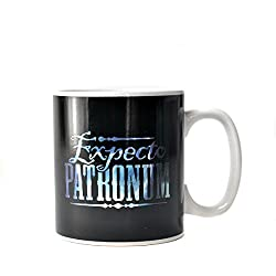 Harry Potter Expecto Patronum calor taza cambiante